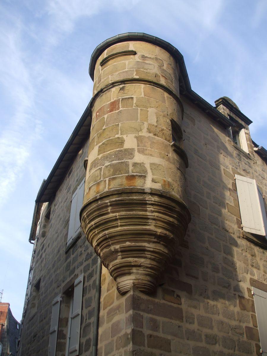 Vente maison en pierres Brive la Gaillarde