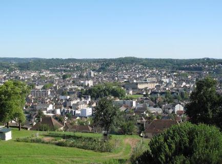 De nombreuses maisons de ville sont à vendre à Brive-la-Gaillarde